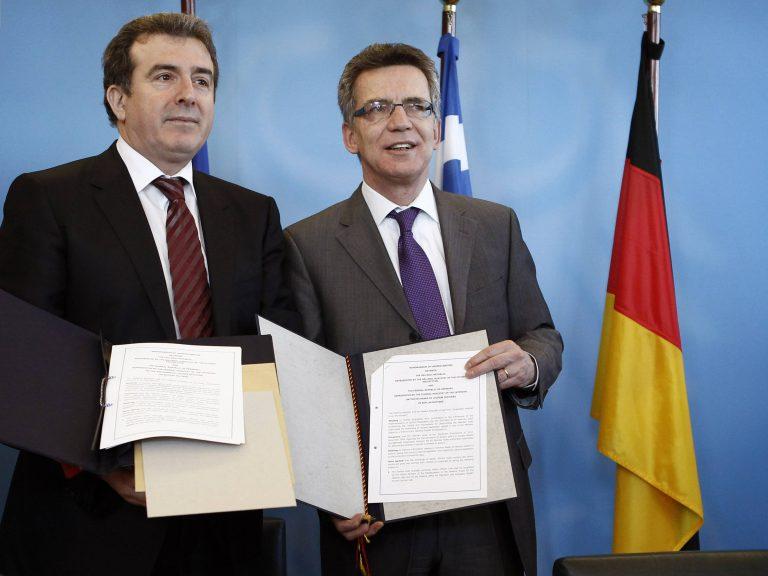 Ελληνο-γερμανική συμφωνία για το άσυλο | Newsit.gr