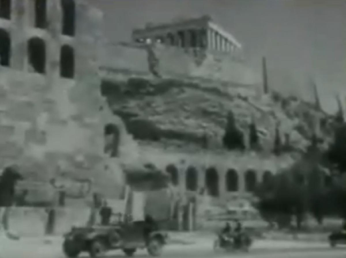 27 Απριλίου 1941 οι Γερμανοί μπαίνουν στην Αθήνα – Βίντεο | Newsit.gr