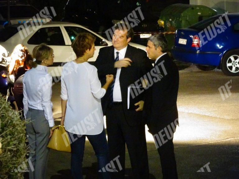 Debate πολιτικών αρχηγών: Το τετ α τετ της Γεροβασίλη με τον Καραγκούνη | Newsit.gr