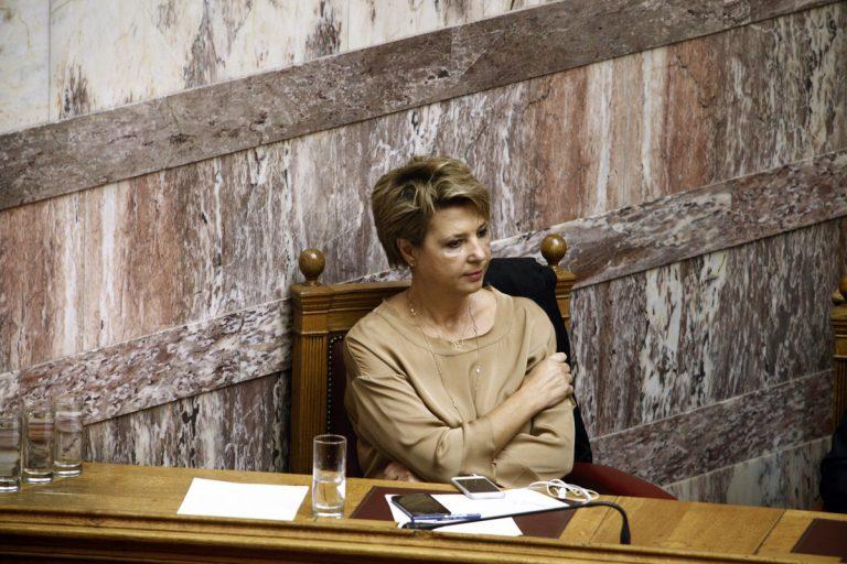 Γεροβασίλη: Η ΝΔ τορπίλισε την συγκρότηση του ΕΣΡ | Newsit.gr
