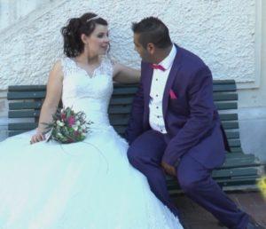 """Θεσσαλονίκη: Γαμπρός και νύφη """"κούφαναν"""" τους πάντες – Viral ο απίθανος γάμος [pics, vids]"""