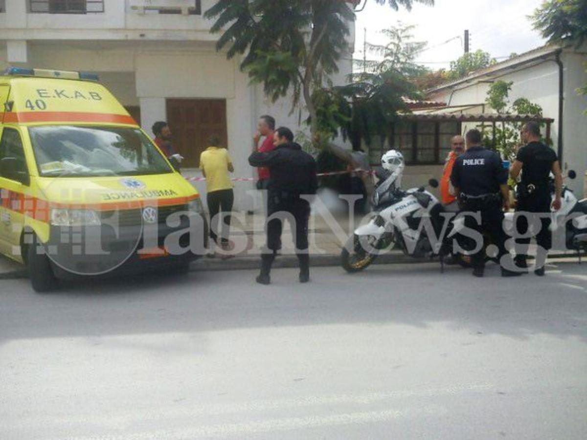 Βουτιά θανάτου για ηλικιωμένη στα Χανιά | Newsit.gr