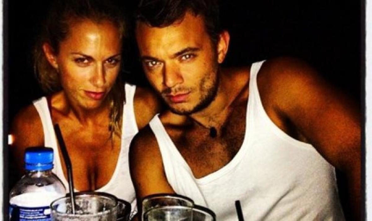 Party time στη Δονούσα μία μέρα πριν τον γάμο της Κ. Παπουτσάκη και του Π. Πιλαφά! | Newsit.gr