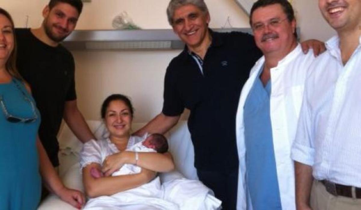 O Παναγιώτης Γιαννάκης, έγινε παππούς! | Newsit.gr