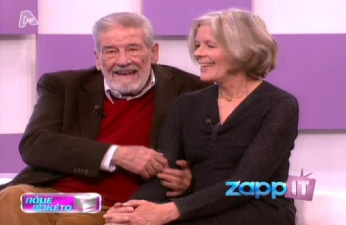 Γ. Βόγλης: Συνάντησε ύστερα από 42 χρόνια την… «Στάσου, μύγδαλα!»,  Αnne Lonnberg!   Newsit.gr