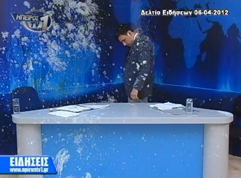 Ο δημοσιογράφος που έγινε πρώτο θέμα σε όλο τον κόσμο μιλάει για τη στιγμή της επίθεσης   Newsit.gr