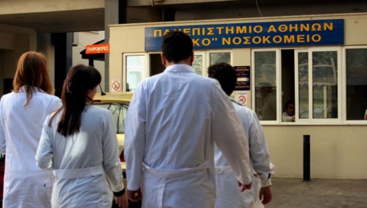 Στα χαρακώματα οι ιατροί του ΕΟΠΥΥ με τον Μ. Σαλμά   Newsit.gr
