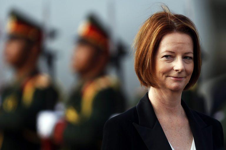 Περιμένοντας την πρωθυπουργό στο… σπίτι | Newsit.gr