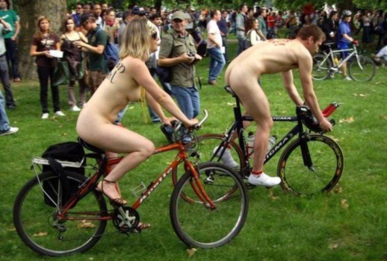 Θα γεμίσει η Θεσσαλονίκη γυμνούς ποδηλάτες!   Newsit.gr