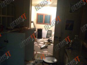 Πολυτεχνείο ρημαδιό! Εικόνες ντροπής και απόλυτης καταστροφής μέσα από το κτίριο Γκίνη! [pics]