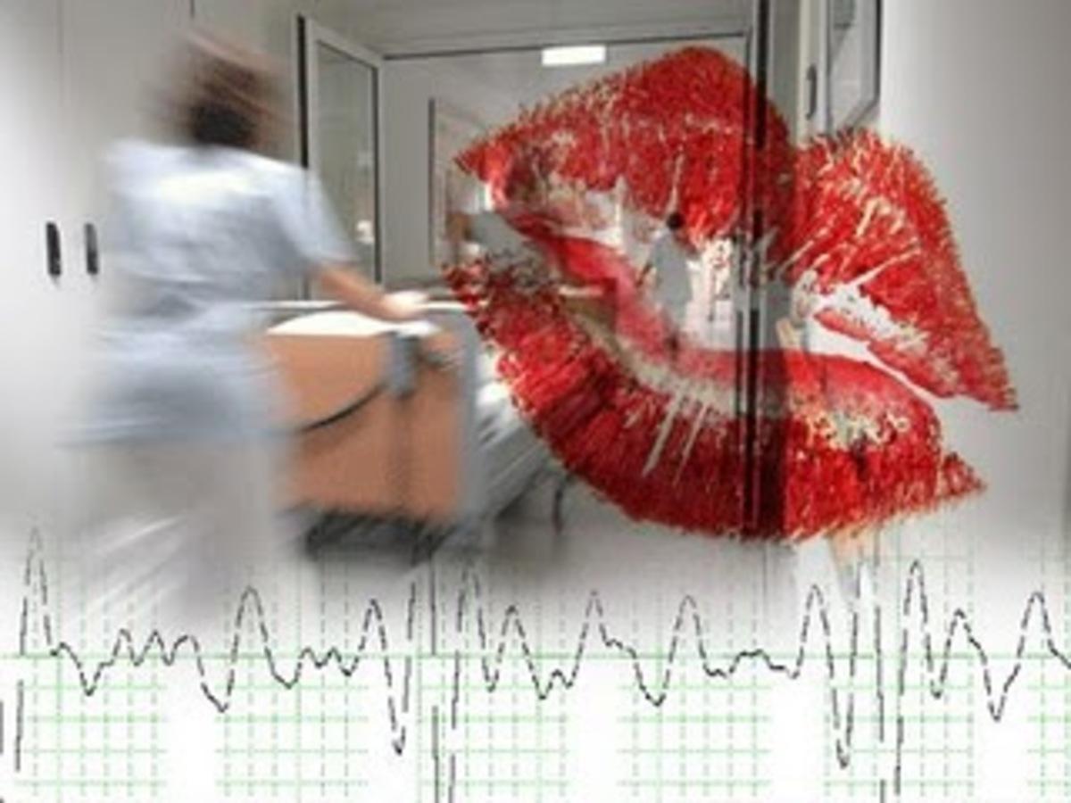 Ρίο: Το νοσοκομείο του έρωτα με τις ομοφυλόφιλες γιατρίνες! | Newsit.gr
