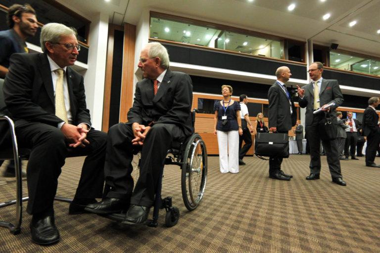 Συνάντηση Γιούνκερ  – Σόιμπλε στο Βερολίνο την Τετάρτη  – Η Ελλάδα μεταξύ των θεμάτων συζήτησης