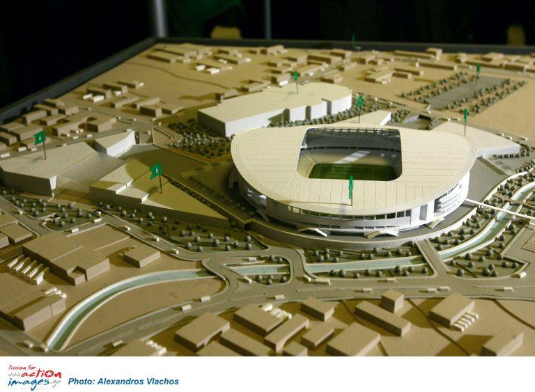 Νέο γήπεδο στο ΟΑΚΑ σκέφτεται ο ΠΑΟ   Newsit.gr