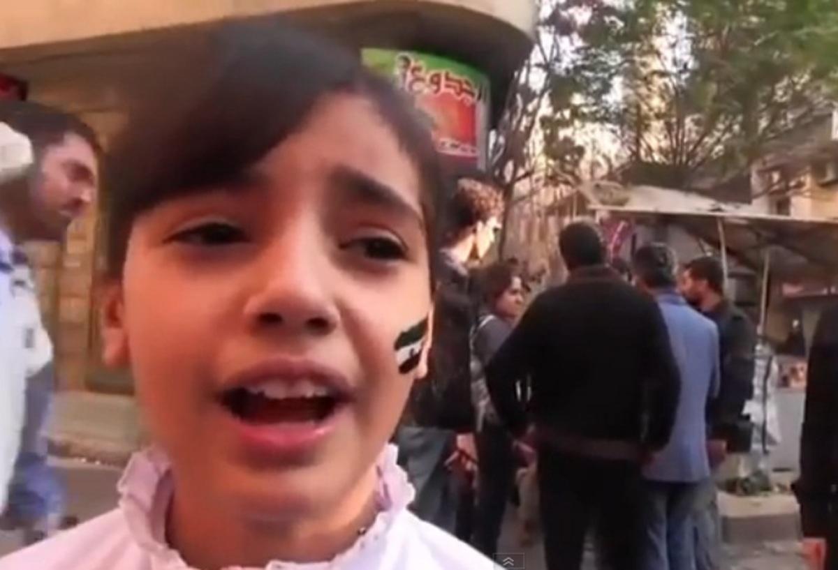 Εννιάχρονη τραυματίζεται από βόμβα ενώ τραγουδά για την ελευθερία – Συγκλονιστικό βίντεο | Newsit.gr