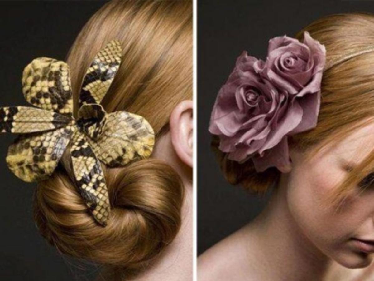 Glamorous αξεσουάρ για τα μαλλιά σας!   Newsit.gr