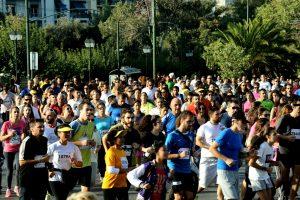 Ξεπέρασε κάθε ρεκόρ η συμμετοχή στον 30ο Γύρο της Αθήνας