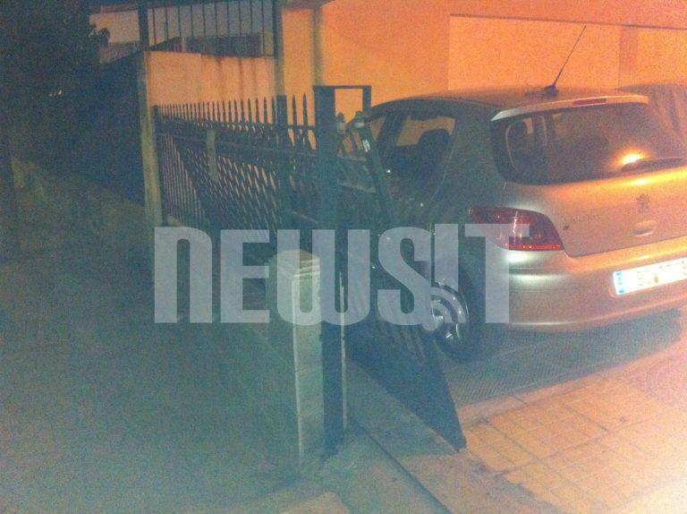 5χρονο αγοράκι καταπλακώθηκε από γκαραζόπορτα στο Παγκράτι   Newsit.gr