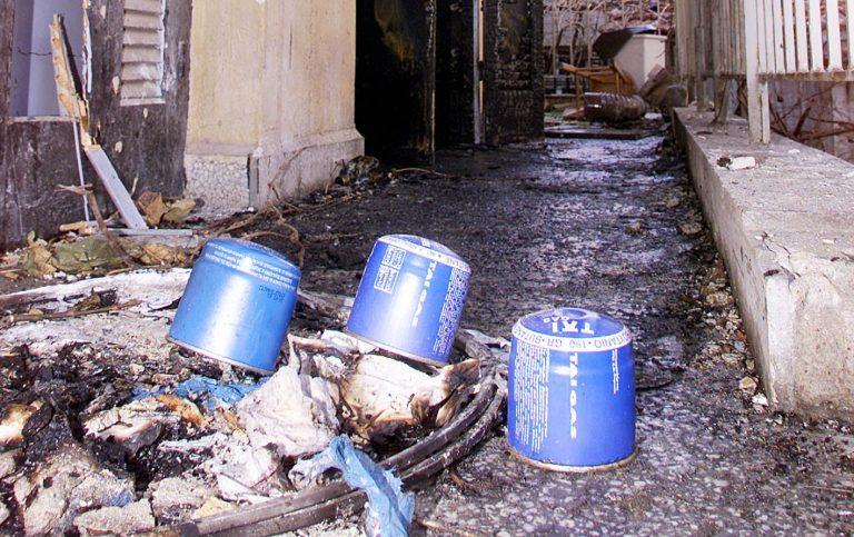 Θεσσαλονίκη: Γκαζάκια σε σύνδεσμο του ΠΑΟΚ | Newsit.gr
