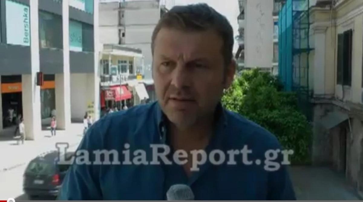 Aπ. Γκλέτσος: «Ψηφίστε όσους έχουν δουλέψει» -Video | Newsit.gr