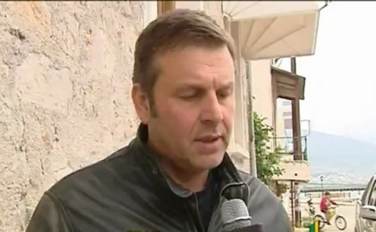Ο Απόστολος Γκλέτσος και τα αρνιά του… Video | Newsit.gr