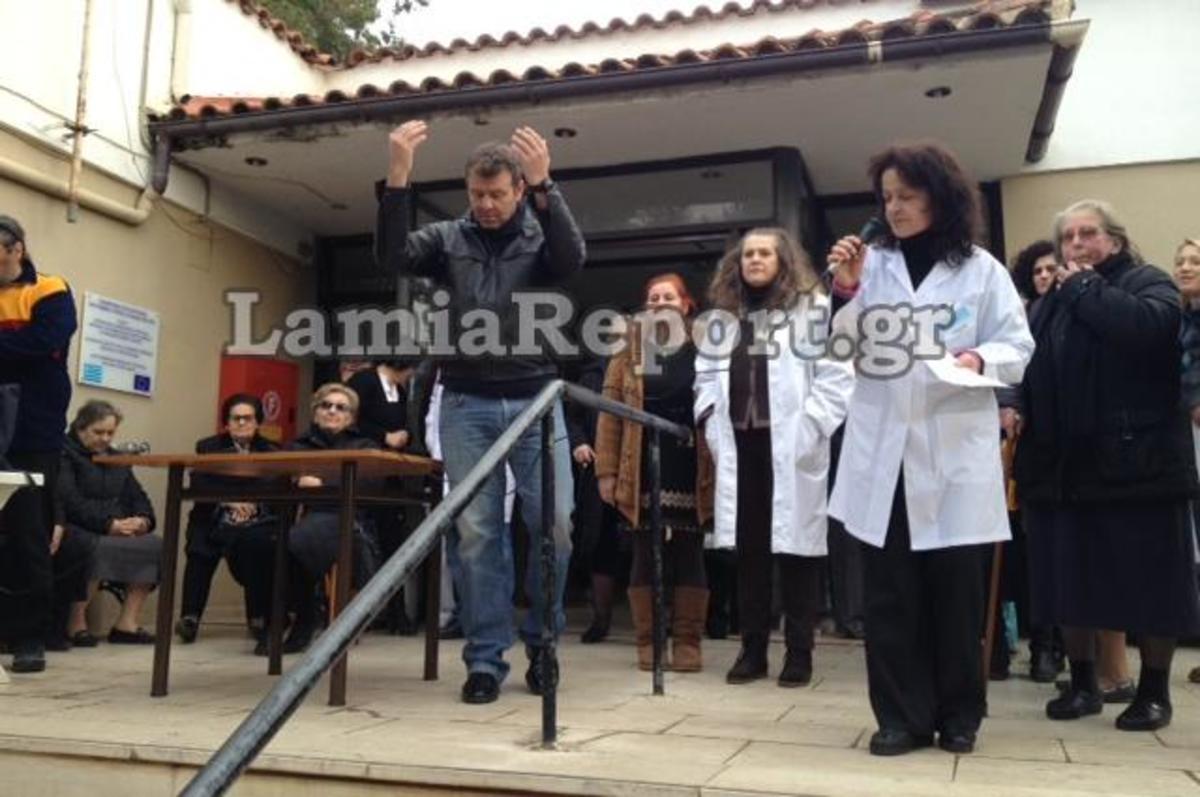 Γκλέτσος: Το κέντρο υγείας Στυλίδας θα παραμείνει ανοιχτό – ΒΙΝΤΕΟ | Newsit.gr