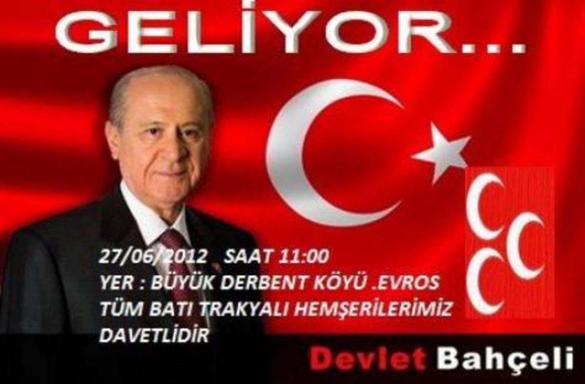 Ο «γκρίζος λύκος» ούρλιαξε στη Θράκη – «Είστε Τούρκοι και μητέρα σας είναι η Τουρκία»   Newsit.gr
