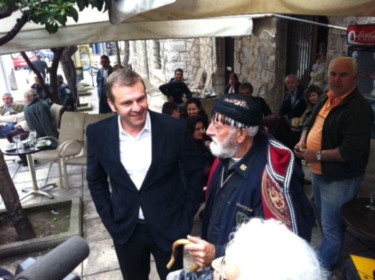 Απ. Γκλέτσος: «Εγώ δεν έκανα τίποτα μόνος μου, ότι κάναμε το κάναμε όλοι μαζί!» | Newsit.gr