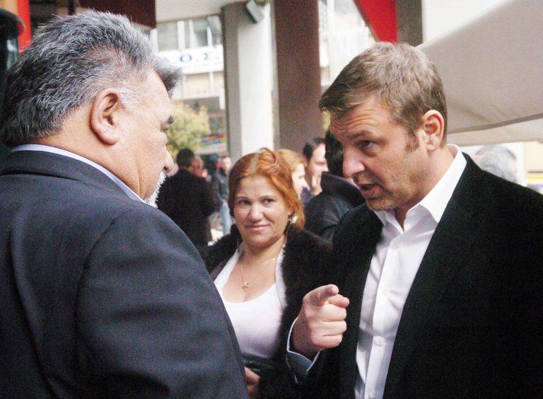Στον εισαγγελέα ο Απ.Γκλέτσος για το κύκλωμα  κακοποιών που τον απειλεί   Newsit.gr