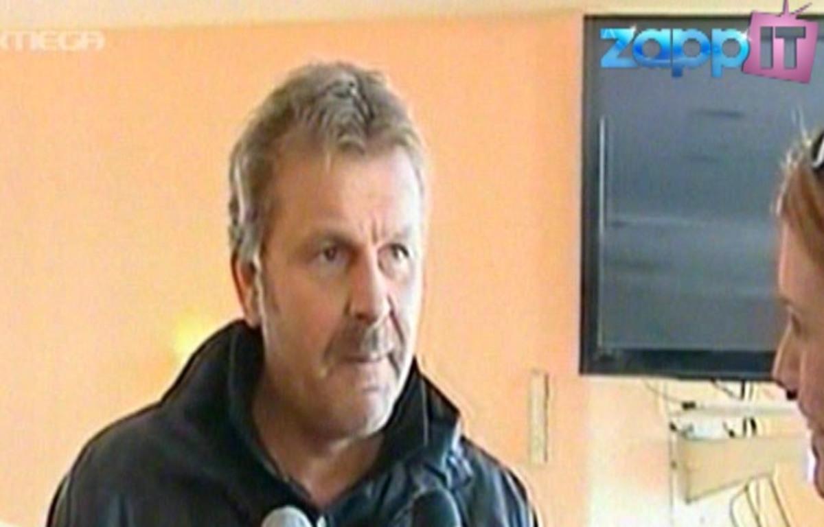 Ο Γκλέτσος εξηγεί γιατί άφησε μουστάκι | Newsit.gr