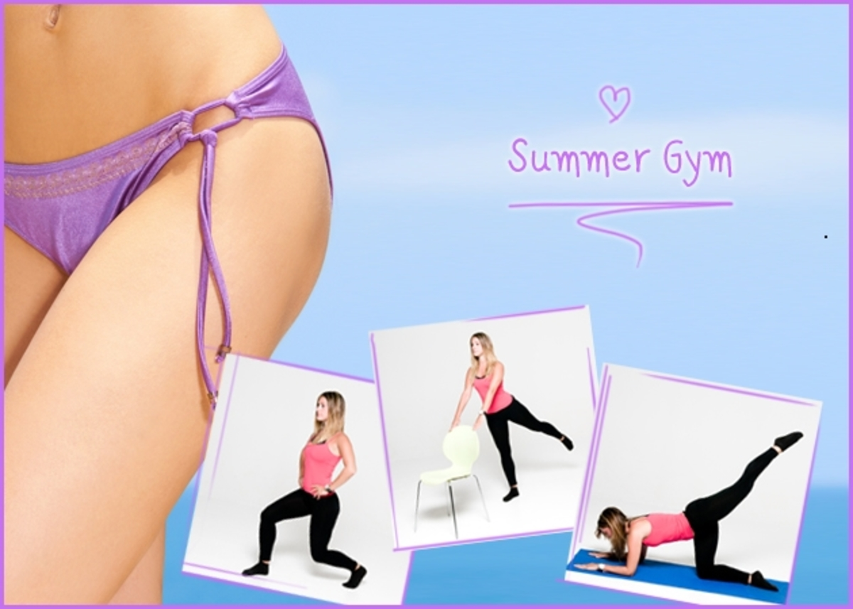 Καλοκαιρινή γυμναστική! Έχουμε το σετ των ασκήσεων για σφιχτούς, ανορθωμένους γλουτούς… | Newsit.gr