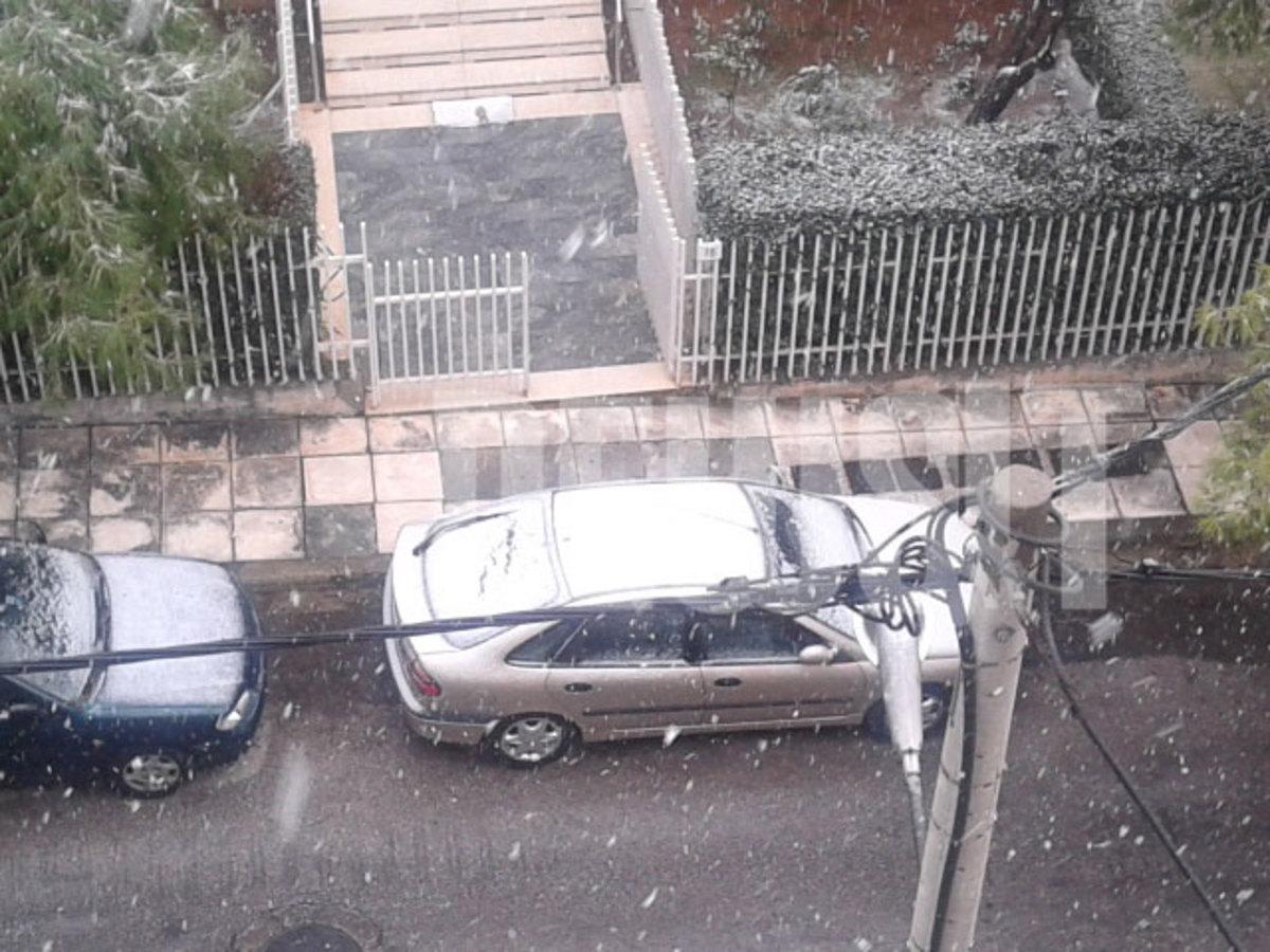 Σε κλοιό χιονιά όλη η Ελλάδα – Υποχωρεί αύριο η κακοκαιρία, έρχεται ο… πάγος   Newsit.gr