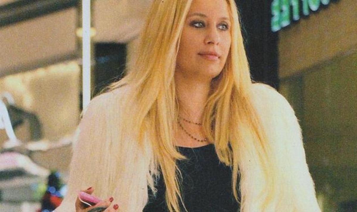 Γωγώ Μαστροκώστα: Για ψώνια με την κόρη της | Newsit.gr