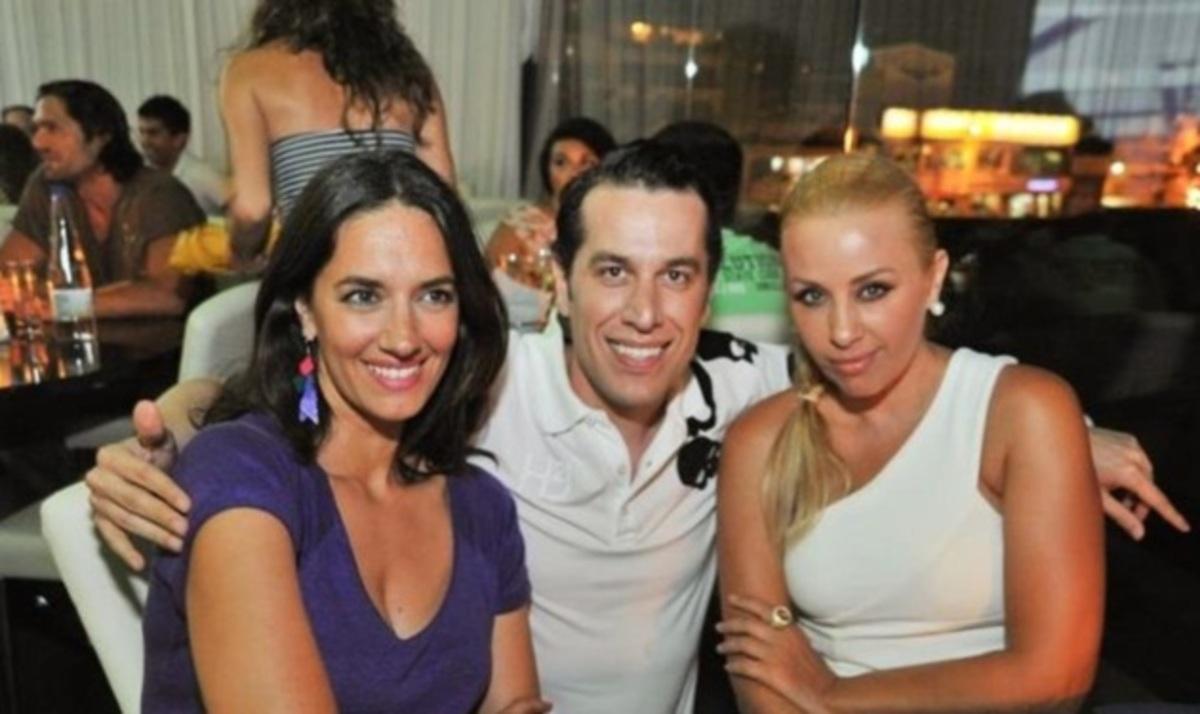 Γ. Μαστροκώστα: Βραδινή έξοδος με φίλους! | Newsit.gr