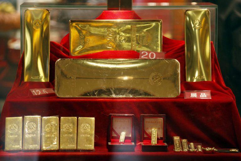 Νέο ρεκόρ για την τιμή του χρυσού   Newsit.gr
