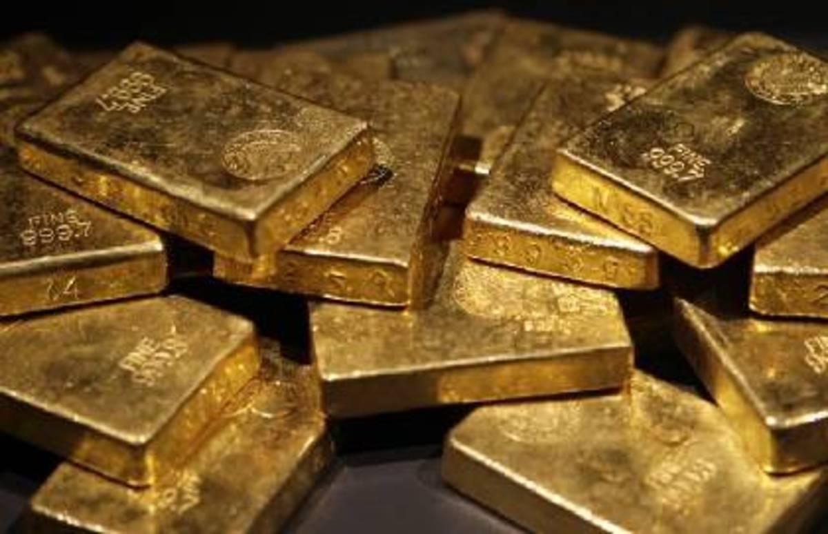 Πενήντα χρόνια είχαν να αγοράσουν τόσο χρυσό οι τράπεζες | Newsit.gr