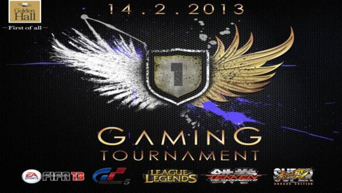 10ημερο Τουρνουά Gaming στο Golden Hall! | Newsit.gr