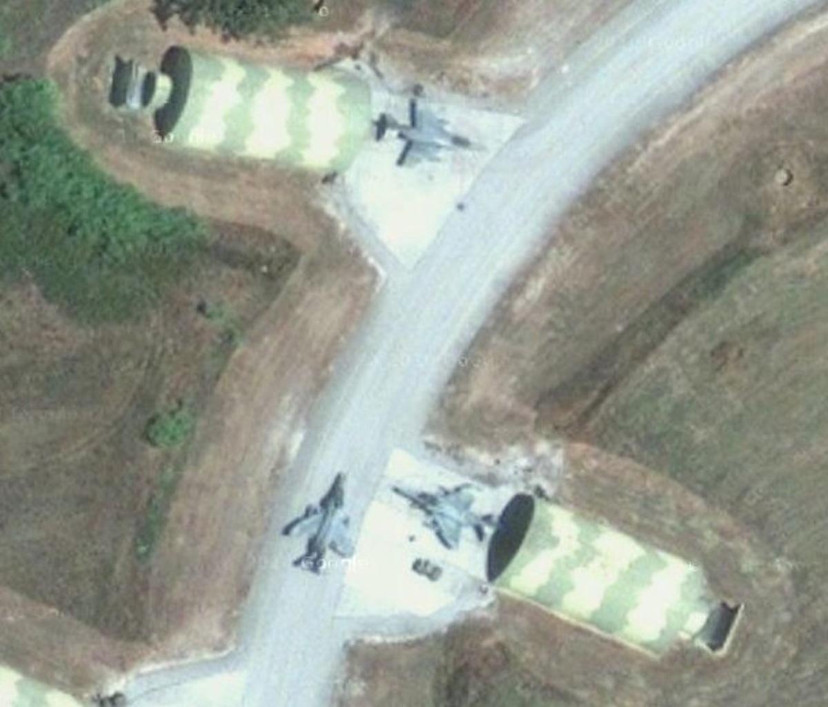 Ολα στη φόρα από το Google! – Αεροπορικές βάσεις, στρατόπεδα, «ευαίσθητες» εγκαταστάσεις   Newsit.gr