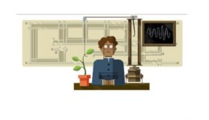 Jagadish Chandra Bose: Google Doodle σήμερα ο Τζαγκντίς Τσάντρα Μπόζε [pics]