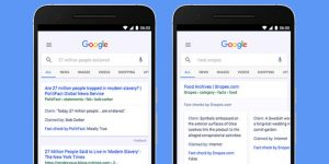 Νέα υπηρεσία της Google κατά των fake news