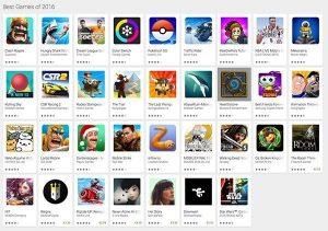 Google: Αυτά είναι τα καλύτερα παιχνίδια και εφαρμογές στο Android