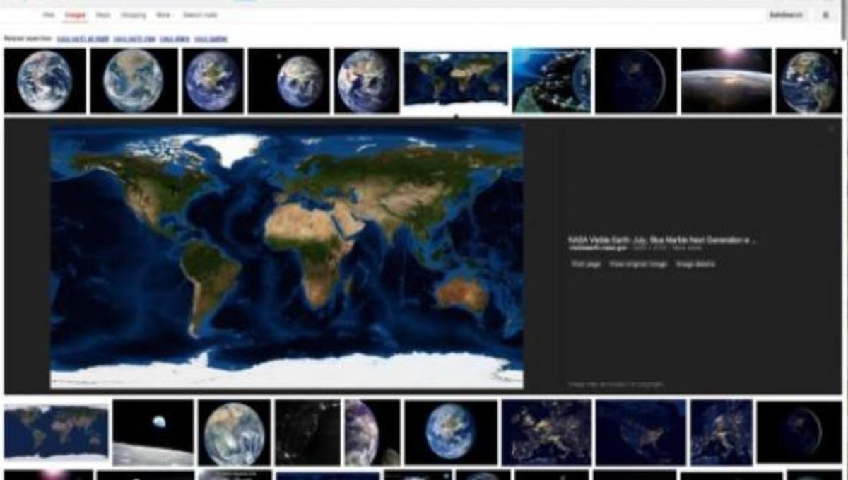 Νέα σχεδίαση στην αναζήτηση εικόνων της Google! | Newsit.gr