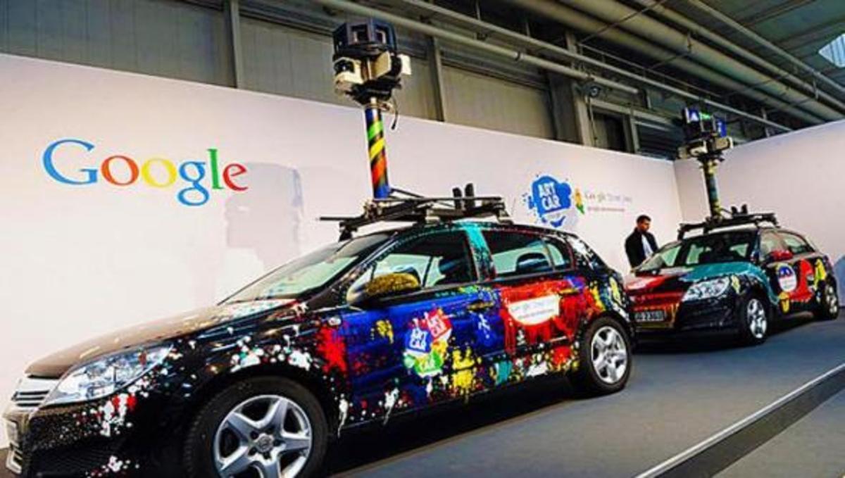 Από σήμερα τα αμάξια της Google στους δρόμους της Ελλάδας! | Newsit.gr