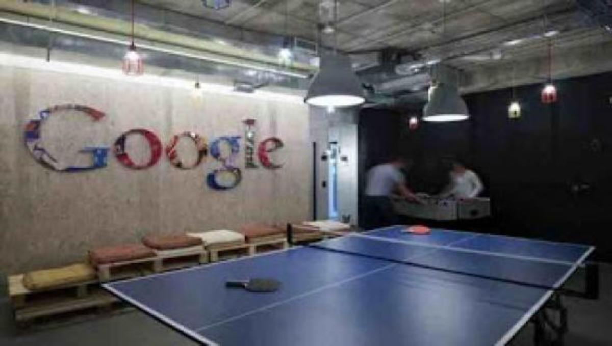 Έτσι είναι τα γραφεία της Google στην Ελλάδα! | Newsit.gr