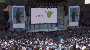 Πάνω από 2 δισεκατομμύρια οι Android συσκευές σε όλο τον κόσμο!