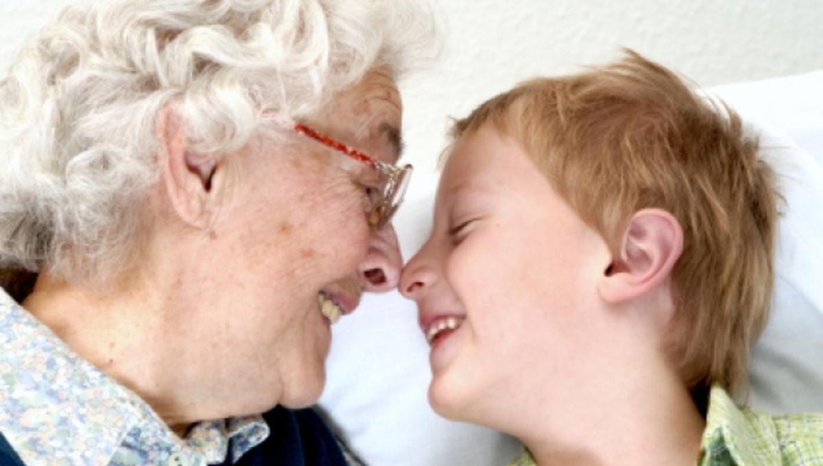 Θυμάστε ακόμη την μυρωδιά της γιαγιάς σας; | Newsit.gr