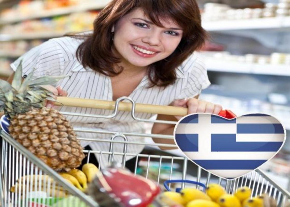 Όταν το αγαπημένο σου super market επιμένει ελληνικά… | Newsit.gr