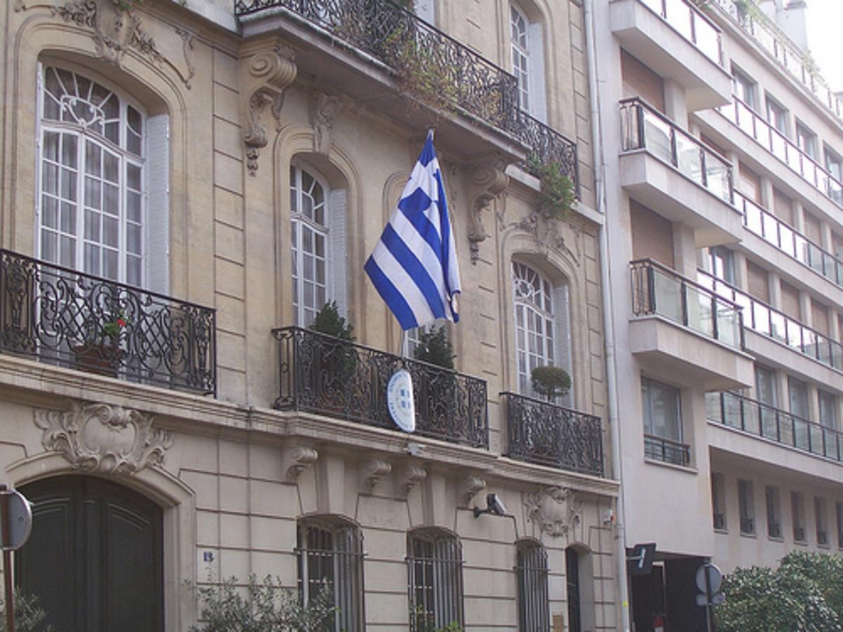 Επιστολή βόμβα στην ελληνική πρεσβεία στο Παρίσι – Από θαύμα δεν υπήρξε τραυματισμός – Ποιοί βρίσκονται πίσω από την επίθεση | Newsit.gr