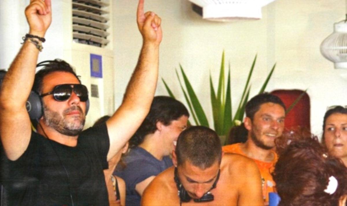 Γ. Αρναούτογλου: Σε ρόλο dj έχοντας στο πλευρό του τη νέα του σύντροφο! | Newsit.gr