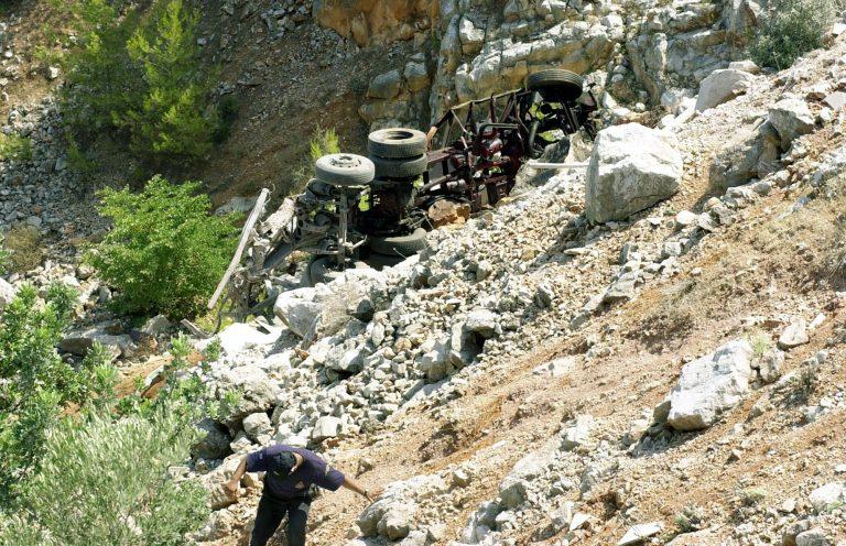 Βόλος: 55χρονος έπεσε σε γκρεμό 150 μέτρων | Newsit.gr