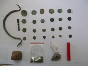 Τρεις συλλήψεις για αρχαιοκαπηλία στα Γρεβενά [pics]